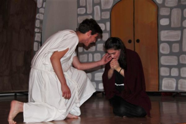 Priča o ljepoti praštanja ili Mariji Magdaleni